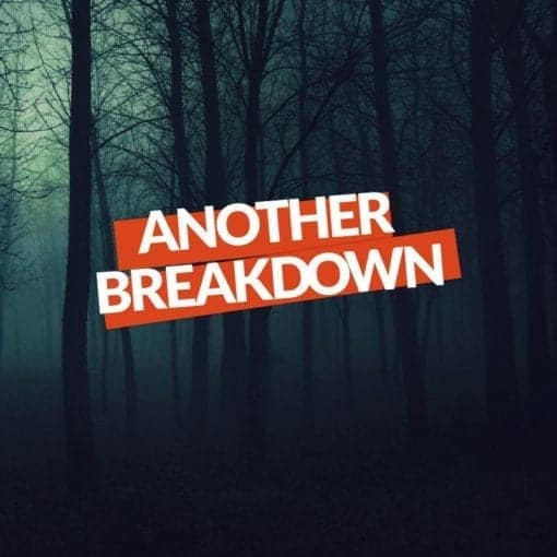 Another Breakdown Cover 800-RIOT