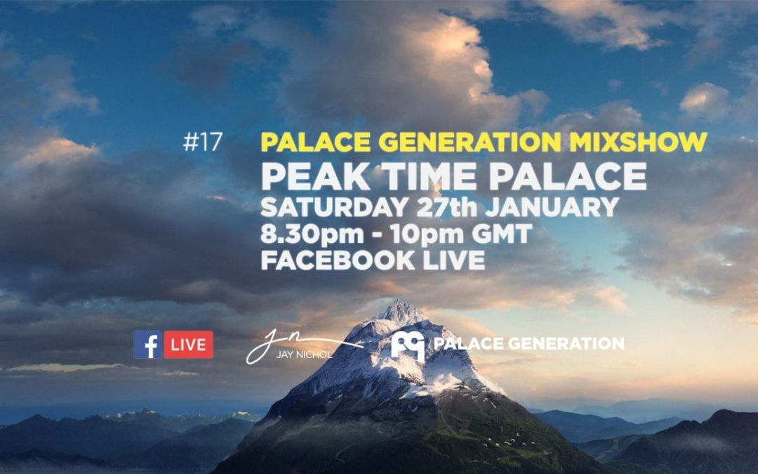 Palace Generation Mixshow 17