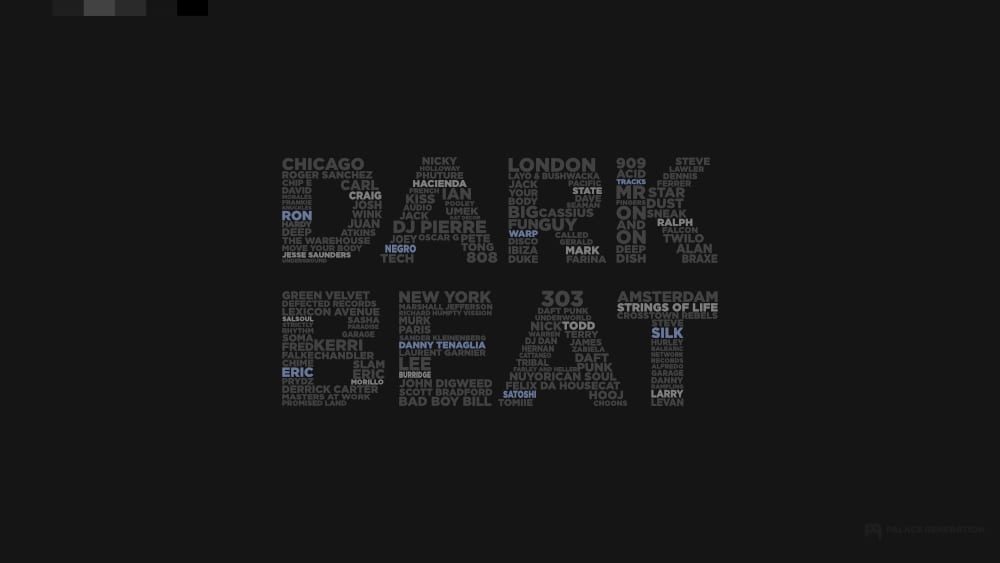 Dark Beat – Wallpaper 1440p